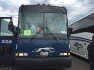Sierra Club bus 641 from IL